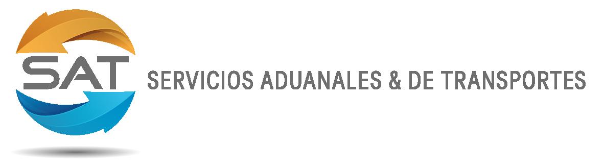Servicios Aduanales y de Transporte Logo
